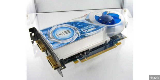 HIS Radeon HD3650 IceQ Turbo