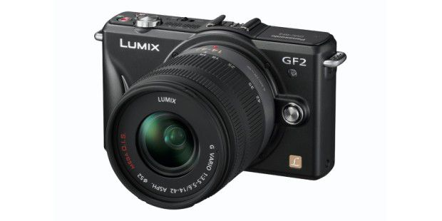 Panasonic Lumix DMC-GF2