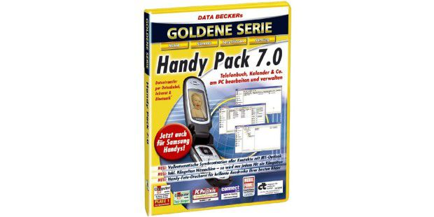 Data Becker Handy Pack 7.0