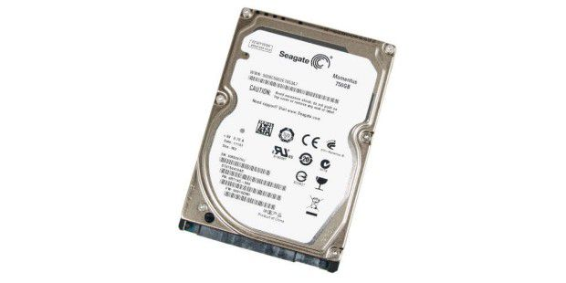 Seagate Momentus 7200.5  750GB (ST9750420AS) im Test
