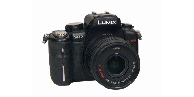 Panasonic Lumix DMC-GH2 im Test