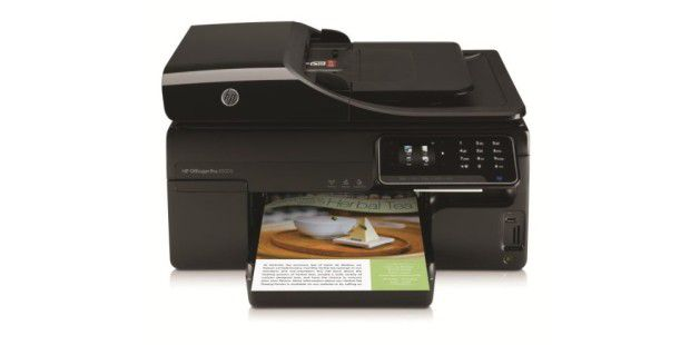 HP Officejet Pro 8500A e-All-in-One Drucker