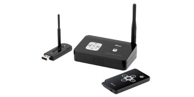 Trust Wireless PC Audio System BT-9300