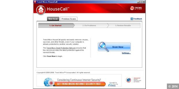HouseCall 7.0 Beta