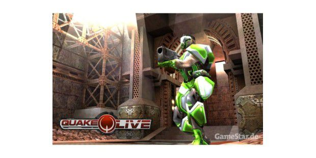 Quake Live Beta-Test startet in Kürze