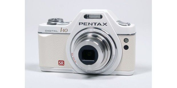 Pentax Optio I-10 im Test