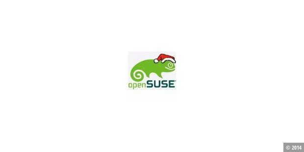 Opensuse 11.1 zur Adventszeit