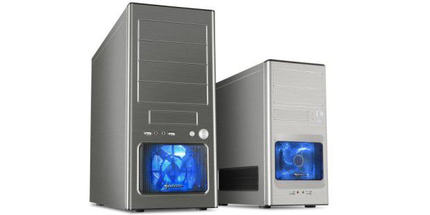 Sharkoon AL2 mATX und Sharkoon AL4 ATX