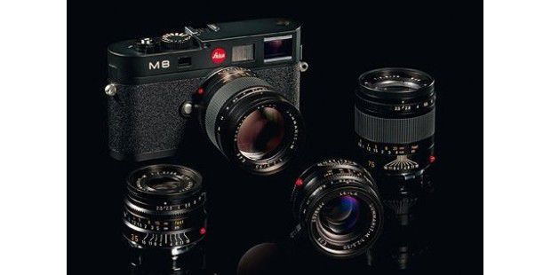 Leica M-System Summarit-Sets