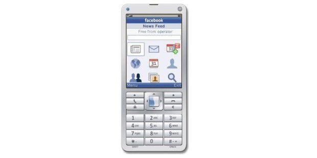 Neue Facebook-App für Handys