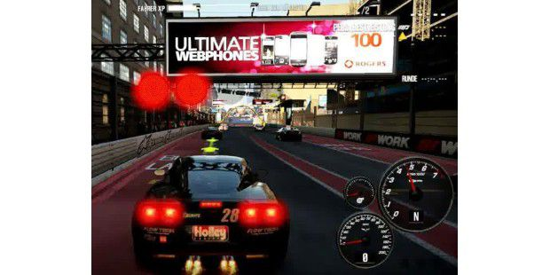 "Rennspiel ""Need for Speed Shift 2 Unleashed"""