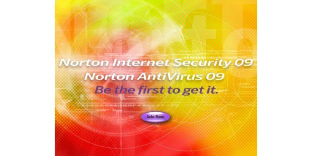 Norton 2009 Beta