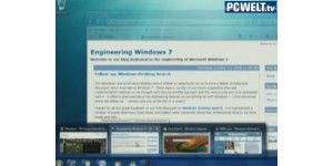 Windows 7 zum Download, schicke Sony-Designs, Google spart