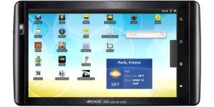 5 neue Archos-Tablets mit Android 2.2