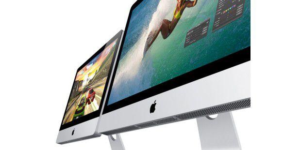 Apple stellt neue iMac-Modelle vor