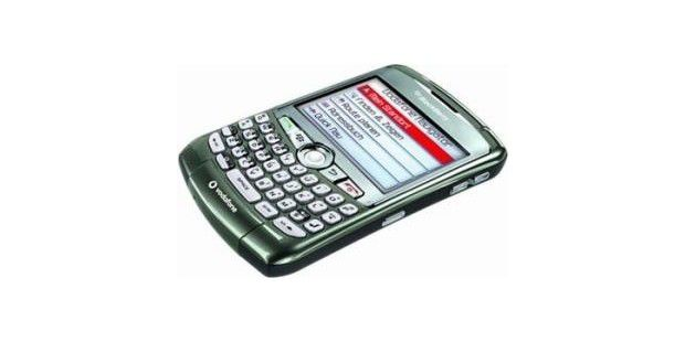 FreenetMobile: BlackBerry Curve 8310 mit Internet-Flatrate
