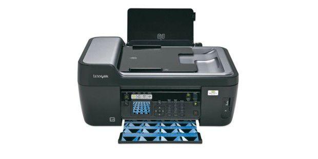 Solides Multifunktionsgerät: Lexmark Prospect Pro205