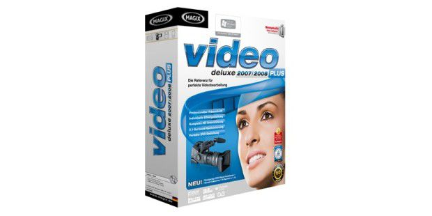 Magix Video deluxe 2007-2008 plus