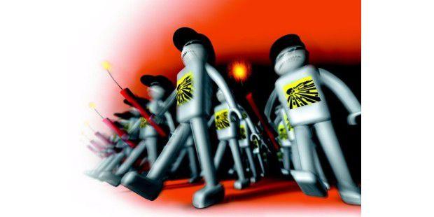 Malware erscheint in immer neuen Varianten