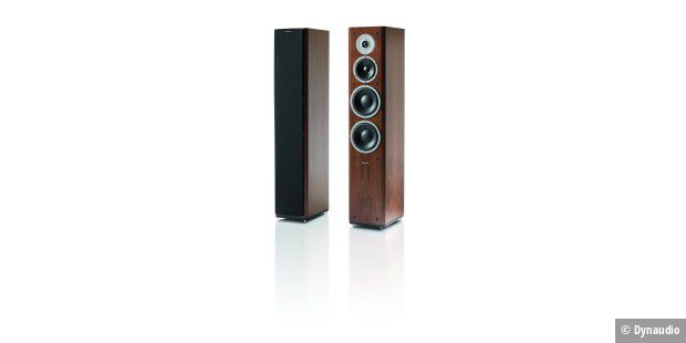 Dynaudio Focus 340: Standlautsprecher in Holz- oder Lackdesign