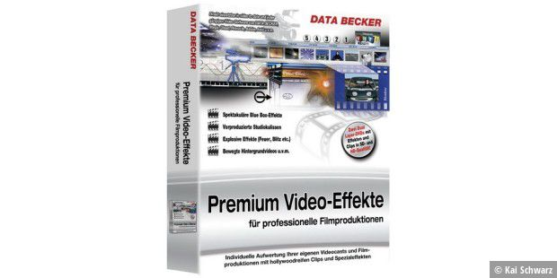 Data Becker Premium Video Effekte