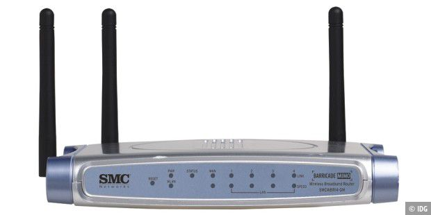 SMC MIMO Wireless Router SMCWBR14-GM