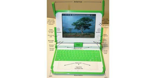 olpc XO laptop