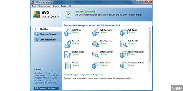 AVG Internet Security 9.0