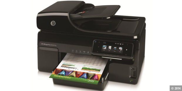 Der HP Officejet Pro 8500A e-All-in-One ist ein Cloud-Drucker
