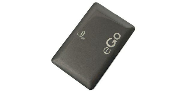 Iomega eGo Portable USB 3.0 500 GB im Test