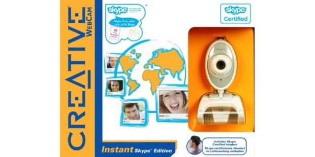 Creative Skype-WebCam