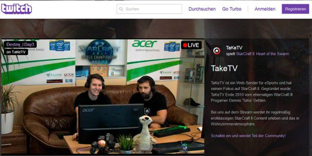 Twitch-Chat-Malware räumt Steam-Accounts leer
