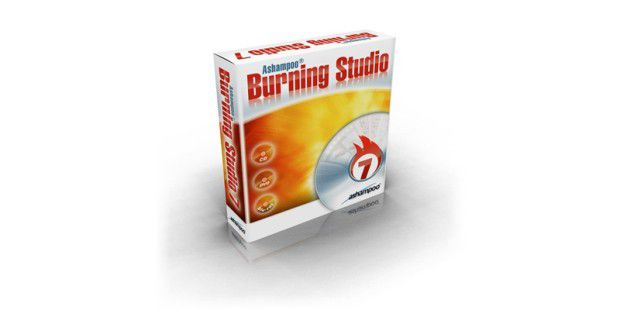 Ashampoo Burning Studio 7 Box