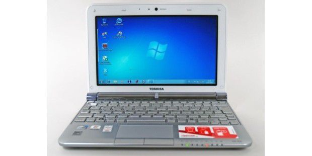 Netbook im Test: Toshiba NB305-105