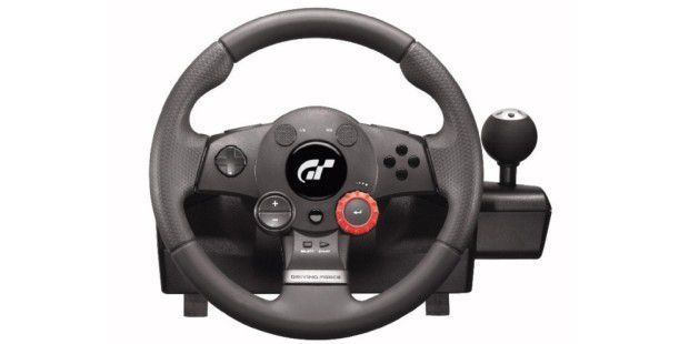 Logitech Driving Force GT Lenkrad
