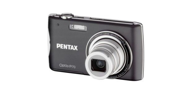 12 Megapixel: Pentax Optio P70