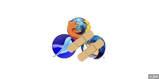Updates für Firefox & Co