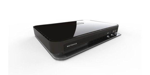 11n-WLAN-Router im Test: Netgear WNDR3700