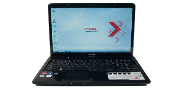 Großes Notebook mit Blu-ray-Brenner im Test: Toshiba Satellite L670D-14K