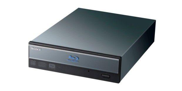 Sony BWU-300S: Schneller BD-Brenner