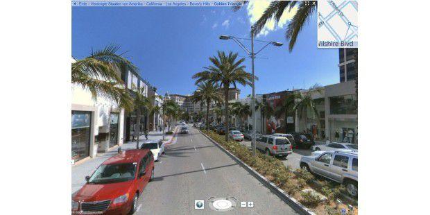 Bing Maps Streetside räumt Vorabwiderspruchsrecht ein