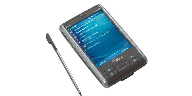 Fujitsu Siemens Pocket Loox C550