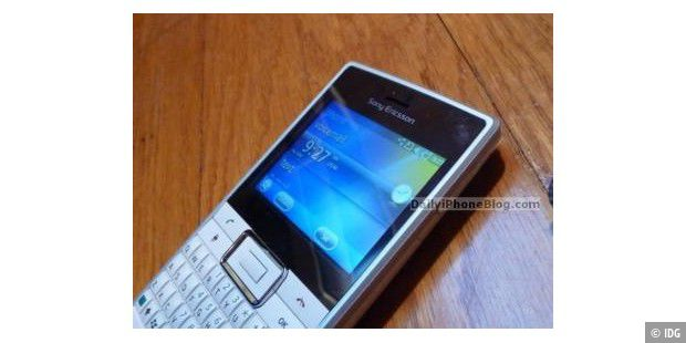 Neues Windows-Smartphone im Blackberry-Stil
