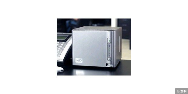 Western Digital WD ShareSpace