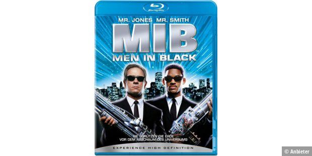 SPHE Blu-ray Men in black