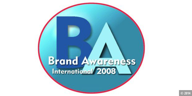 Brand Awareness International 2008