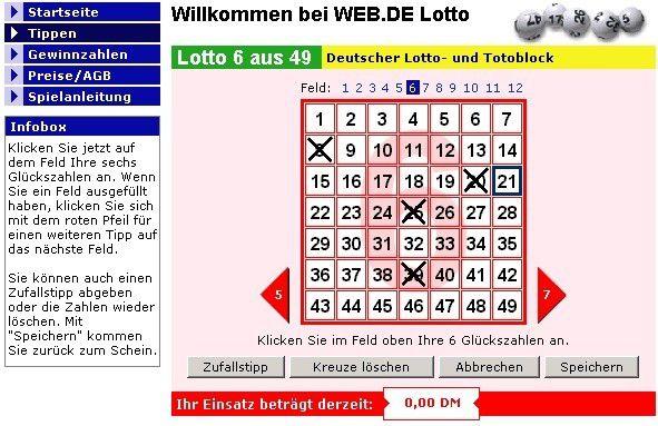lotto spielen per internet