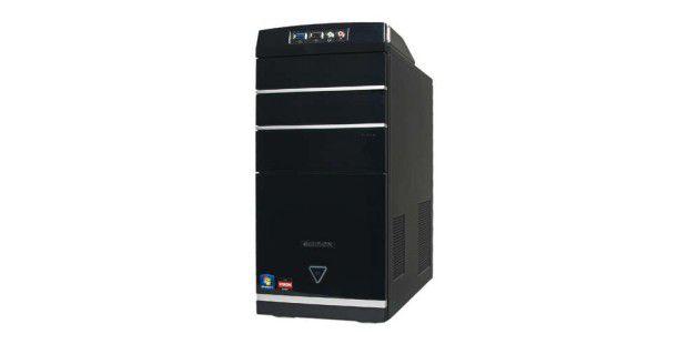 Aldi-PC für 399 Euro im Test: Medion Akoya E4050 D