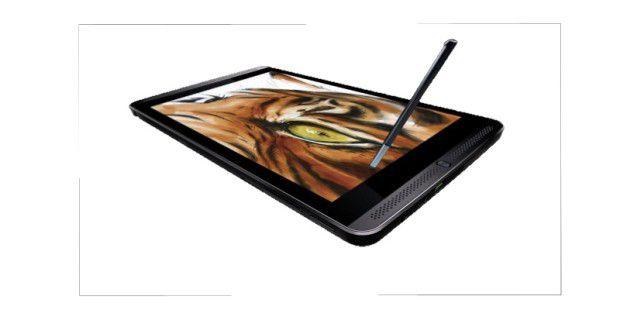 Das derzeit schnellste Spiele-Tablet: Nvidia Shield Tablet