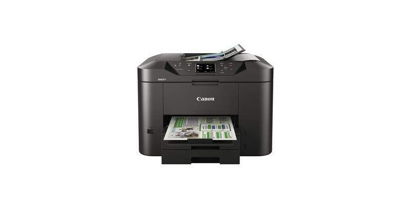 canon maxify mb2350 im test tintenstrahl. Black Bedroom Furniture Sets. Home Design Ideas